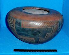 Ancient Anasazi Wingate Black / Red Seed (1050 - 1200 AD) Pot ABA - 11255