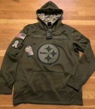 brand new 80b7b c5b1f Pittsburgh Steelers NFL Sweatshirts for sale | eBay