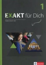 Exakt fur Dich 1 ćwiczenia +DVD LEKTORKLETT - Giorgio Motta