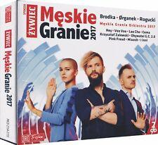 Męskie Granie 2017 [2CD] ORGANEK Hey Kamp Grubson NEW POLISH