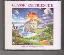 (HO3) Classic Experience II, 36 tracks - 1990 double CD