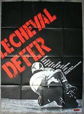 CHEVAL DE FER Affiche Cinéma / Movie Poster Giacomo Agostini 160 x 120