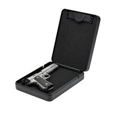 Hornady TriPoint 3 Bolt Lock Box Solid Steel Pistol Gun Safe Vault Auto Travel