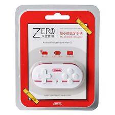 8Bitdo Zero Mini Pocket Bluetooth Gamepad Controller for Android iOS Windows Red