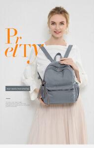 Women Waterproof Anti-Theft Rucksack School Backpack Travel Casual Shoulder Bag