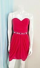 Lipsy Pink Mini Dress BNWT, Size 12,Cocktail Party, Cruise, Occasion, RRP £65