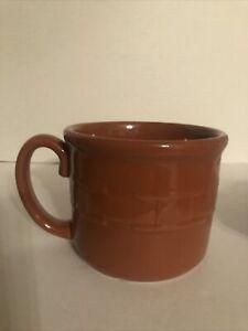 Longaberger Souper Mug - Spice