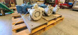 Corken Coro-Flo liquid pump with 3 phase motor
