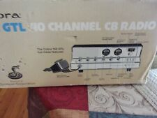 COBRA 142 GTL 40 CHANNEL CB RADIO BASE STATION MIB DYNASCAN CORPORATION