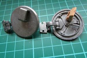Taigen metal hatches for 1/16 scale Heng Long Tiger 1 tank inc metal periscopes