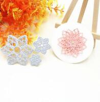 Flower Cutting Dies Stencil DIY Scrapbooking Embossing Paper Card Craft Decor