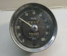 MG Midget, Sprite, Smiths Speedometer SN 6142/00, FOR PARTS OR REPAIR