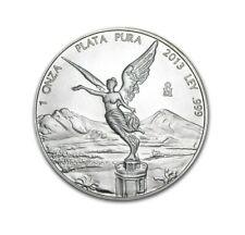 1 oz Fine Silver Mexican Libertad 2013 (UNC)