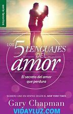 LOS 5 LENGUAJES DEL AMOR (BOLSILLO) EN ESPANOL - Gary Chapman