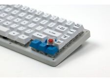 WhiteFox Custom Mechanical Keyboard Kaihua Linear Red MX Style Switches