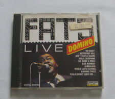 Fats Domino - Live, CD, 4006408150718