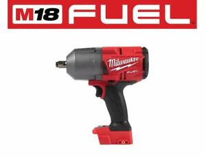 "MILWAUKEE M18 FUEL 1/2"" HIGH TORQUE IMPACT WRENCH 2767-20"