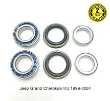 For Jeep Grand Cherokee WJ 2 x Rear Wheel Bearing KIT 1999-2004