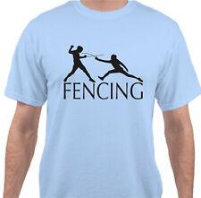 New Sport Fencing T-Shirt