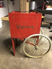 Gold Medal Popcorn Machine Cart Project Parts Not Working Vintage