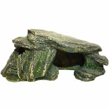 Aquarium Stone Resin Hiding Cave 1 Pcs Rock Fish Tank Landscape Decoration