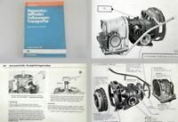 Reparaturleitfaden VW Transporter T3 Bus Automatikgetriebe 090 Werkstatthandbuch