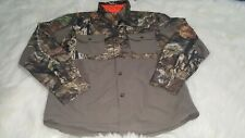 Boys TallWoods L 14/16 Long Sleeve break-up country Mossy Camo Hunting ShirtL-11