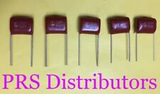 Metallized Film Capacitor 104j 630v 100nf 01uf Polyester Capacitor 5 Pieces
