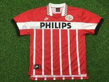 PSV Eindhoven 1995 RONALDO #9 Soccer Jersey Football Shirt Calcio L