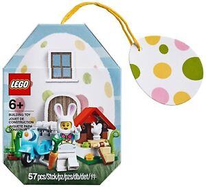 LEGO Seasonal 853990 - La maison du lapin de Pâques (Easter Bunny House)