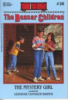 The Mystery Girl (The Boxcar Children Mysteries) by Warner, Gertrude Chandler