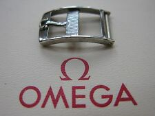 Omega Vintage 10mm Rare Stainless Steel Buckle - In excellent used condition