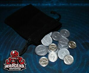 The Binding of Isaac Four Souls - NICKEL and DIME TOKENS