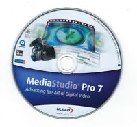 ULEAD MediaStudio Pro 7 Win 98, 2000, XP