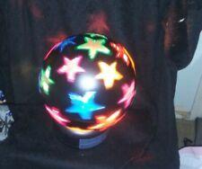 Disco Ball of Lights DJ Disco Dance Multicolor Rotating Table Light with Stars