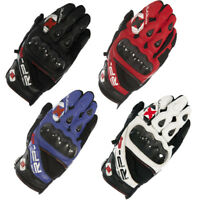 Oxford RP-4 Short Sports Mesh Vented Breathable Motorbike Motorcycle Gloves