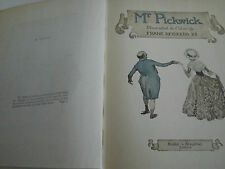 Charles DICKENS - MR PICKWICK - PAGES FROM THE PICKWICK PAPERS~Hardcover