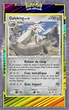 Galeking -Platine 02: Rivaux Emergeants - 14/111 - Carte Pokemon Neuve Française
