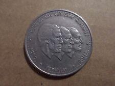 Republica Dominicana - Medio Peso - 1987