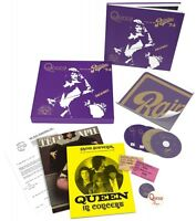 QUEEN - LIVE AT THE RAINBOW (LIMITED SUPER DELUXE BOXSET) 3 CD + BLU-RAY NEU