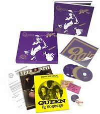 Queen-Live at the Rainbow (Limited Super Deluxe BOXE) 3 CD + BLU-RAY NUOVO