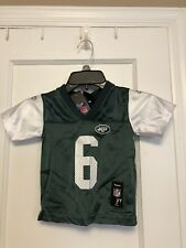 BNWTS NFL REEBOK TEAM APPAREL  Mark Sanchez #6 NY JETS Toddler 2T