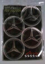 Adesivi copricerchi cerchioni coprimozzo ruota per Mercedes