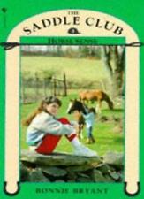 Saddle Club Book 3: Horse Sense,Bonnie Bryant