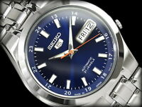 Seiko 5 Men's SNKG21J1 Stainless Steel Automatic 21 Jewels Watch Made In Japan