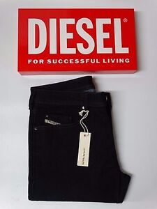 Diesel Jeans - Buster - Slim Tapered Fit - 0607A (Stretch) - BNWT