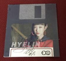 EXID DO IT TOMORROW Taiwan Promo notebook (Hyelin Ver.)