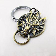Final Fantasy cloud woft head keychain y