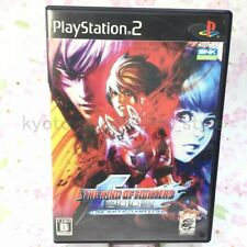 USED PS2 PlayStation 2 The King of Fighters 2002 Match Unlimited 01140 JP IMPORT