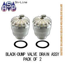 DUMP VALVE DRAIN ASSY FOR BONAIRE EVAPORATIVE COOLER - PART# 6001336SP PACK OF 2